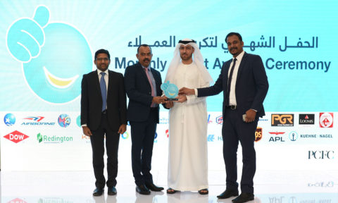 ProConnect Awarded By The Dubai Customs Authority