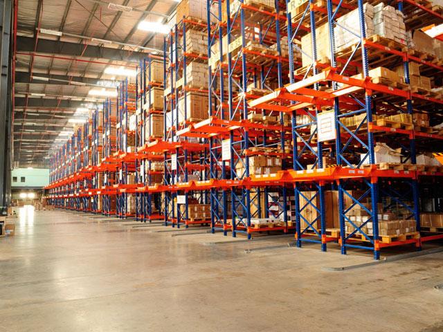 ProConnect Warehouse - JAFZA, Dubai, UAE