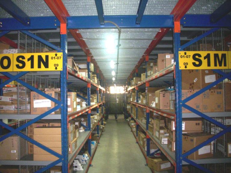 ProConnect Warehouse Racks - Riyadh, KSA