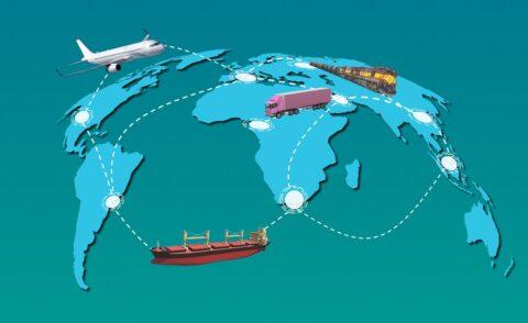 النقل المتعدد الوسائط - بروكونكت اللوجستيات المتكاملة