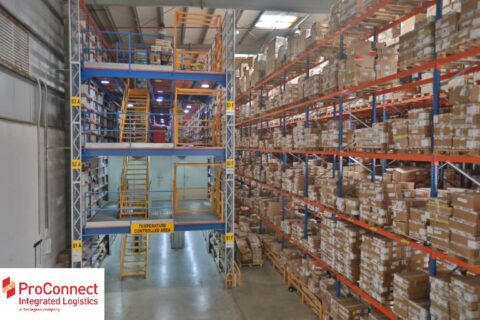Contract Logistics - ProConnect Integrated Logistics