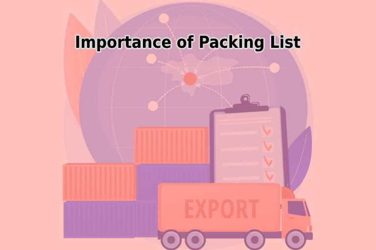 Packing List - ProConnect Integrated Logistics