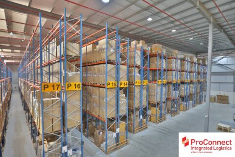 Public Warehousing - ProConnect Integrated Logistics